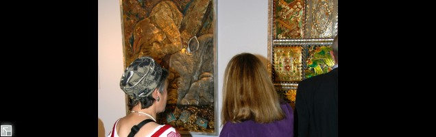 Exhibition, New Mexico State House, 2007